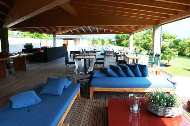 Vivere Suites and Rooms – agriturismo di design ad Arco in Trentino