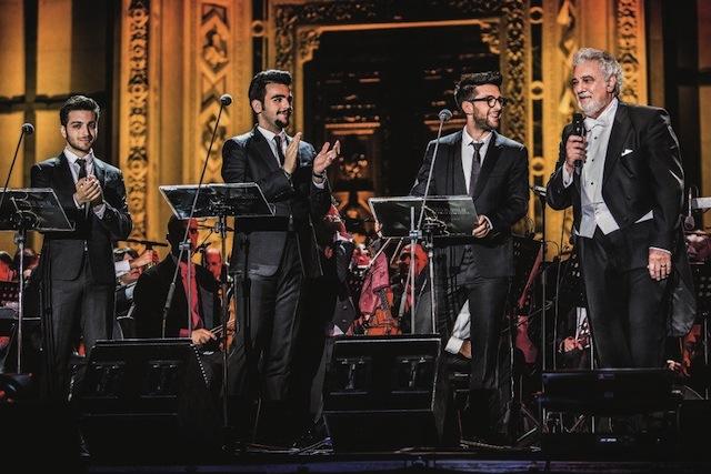 Il Volo, Notte Magica – Tributo ai tre tenori