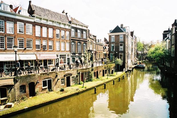 Weekend di inizio autunno a Utrecht (in bicicletta)