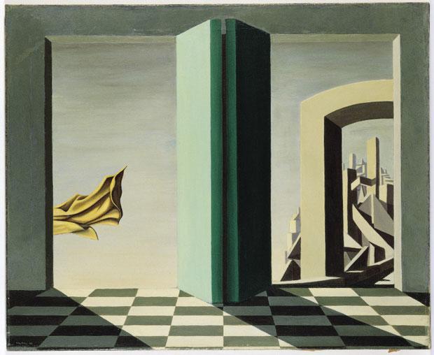 I capolavori di Duchamp, Magritte, Dalì in mostra a Bologna, Palazzo Albergati