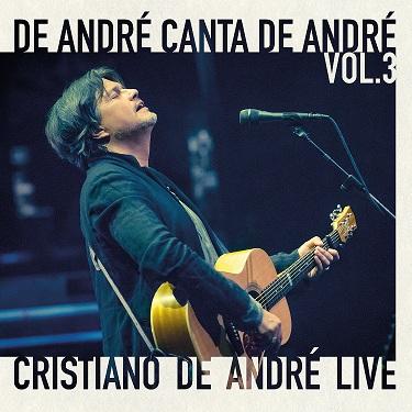 Parte il nuovo tour di Cristiano De Andrè
