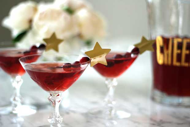 I cocktail delle feste da preparare a casa