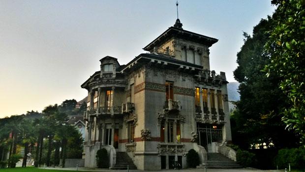 Villa Bernasconi un nuovo museo interattivo a Cernobbio sul Lago di Como