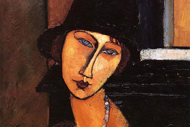 Amedeo Modigliani in mostra alla Tate Modern di Londra