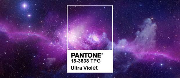 Ultra Violet: il colore del 2018 secondo Pantone
