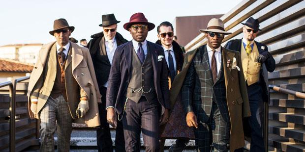 Pitti Uomo 2018: la nuova moda maschile tra stile e voglia di stupire
