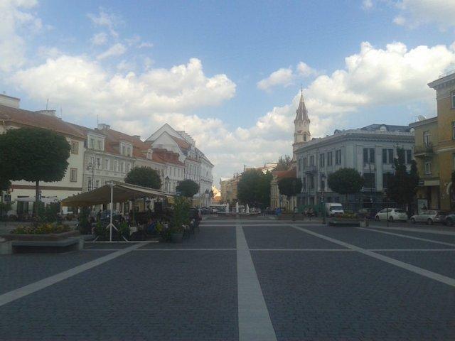 Tallinn, Riga, Vilnius: cento anni di capitali baltiche
