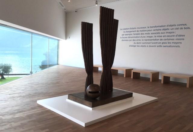 Magritte in mostra al MASI di Lugano