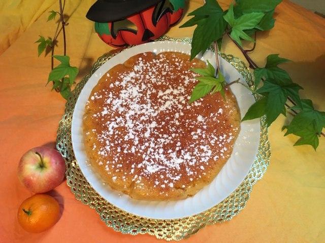 La torta di Halloween: facilissima la ricetta con la zucca!