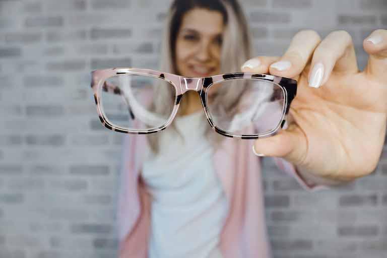 codice promozionale 19210 0c882 Occhiali da vista femminili: montature di tendenza nel 2019 ...