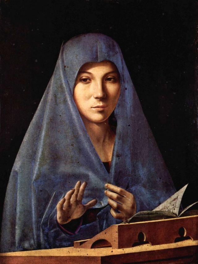 Antonello da Messina a Palazzo Reale di Milano