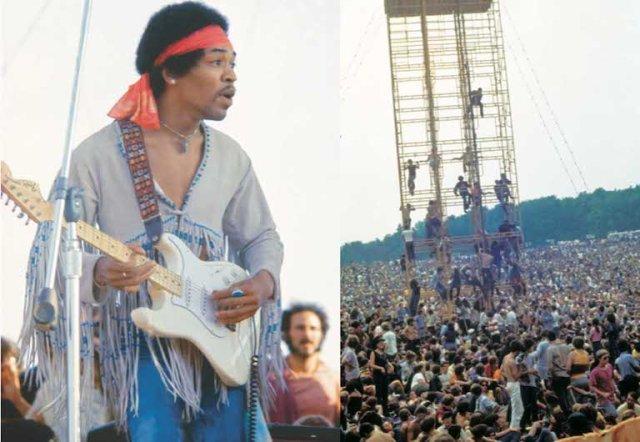 Woodstock 50 anni dopo