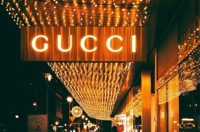 Il fascino orientale di Gucci Guilty