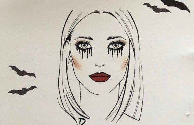 Quattro make-up di tendenza per Halloween