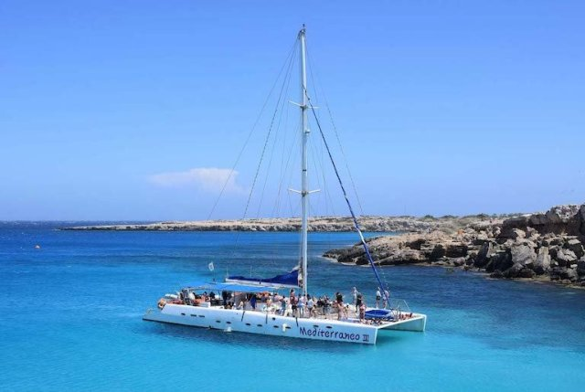 Sardegna in catamarano