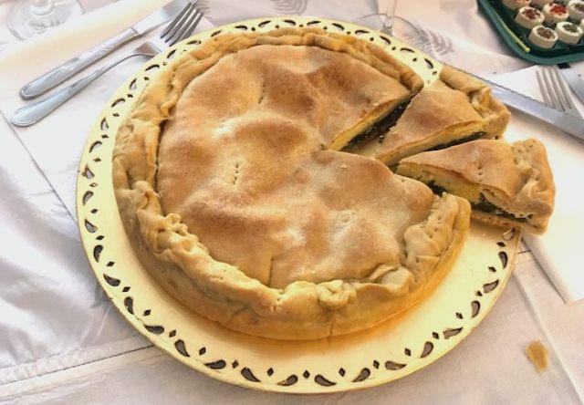 La ricetta tradizionale della Torta Pasqualina