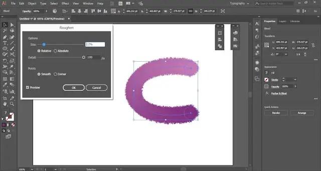 Realistic Fur effect in Adobe Illustrator