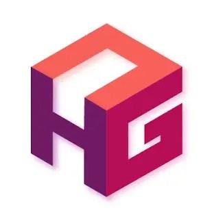 Cube Monogram Logo in Adobe Illustrator