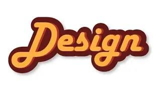 Text Effect in Adobe Illustrator