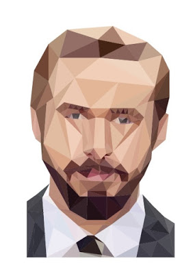 Low Poly Portrait in Adobe Illustrator