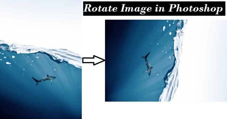 Rotate Image in Photoshop