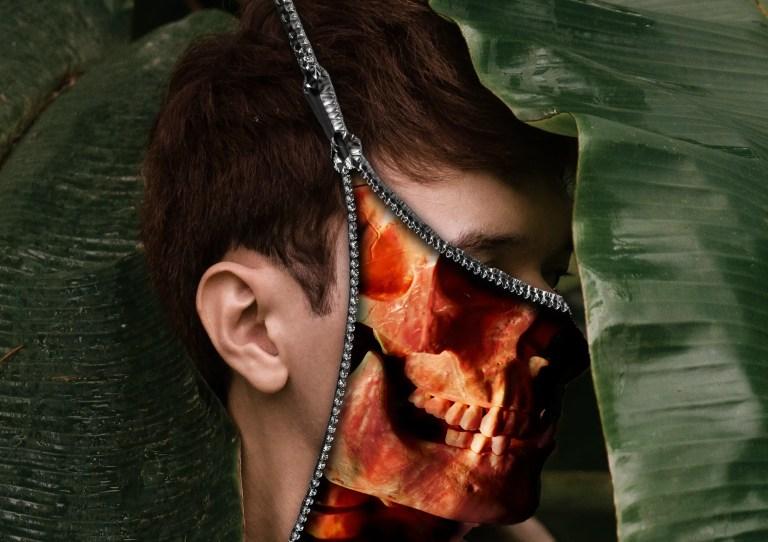 Zipper Face in Photoshop
