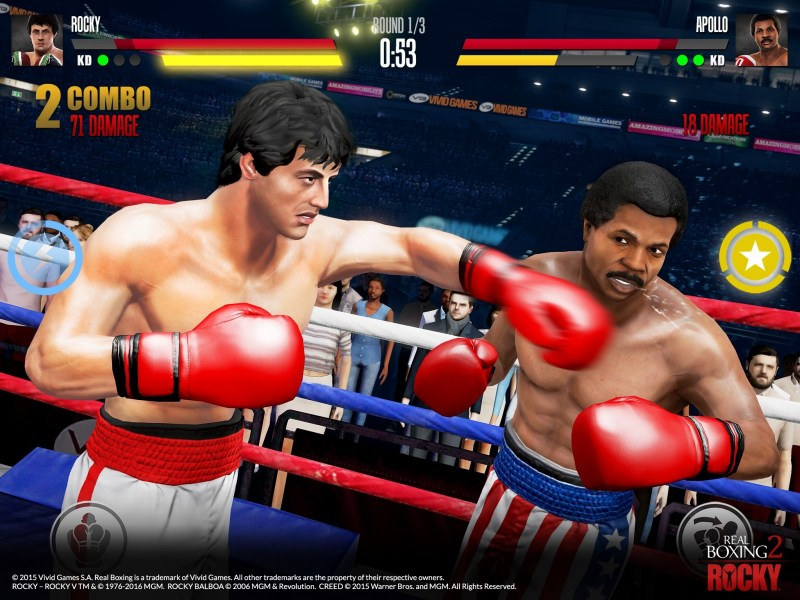 Real Boxing 2 ROCKY         Vivid Games 1