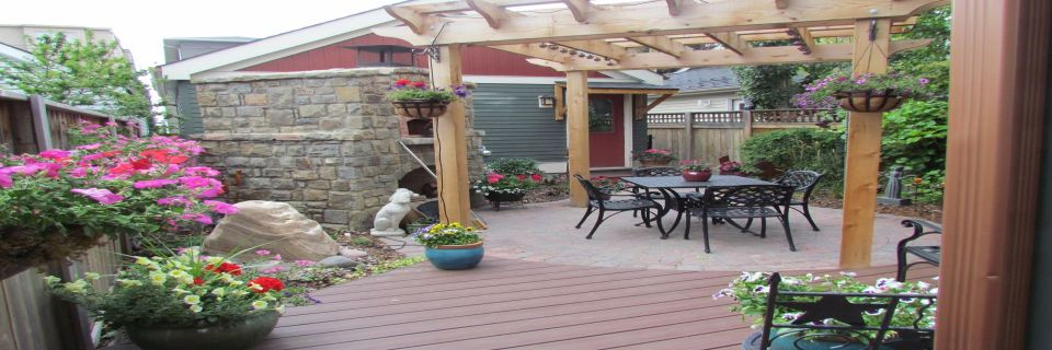 Calgary Area Landscape Design