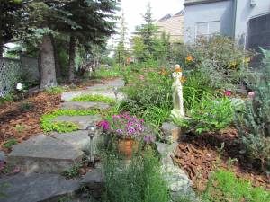 Planting trees, shrubs and perennials
