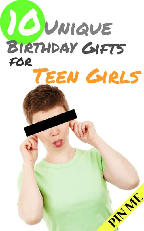 Perfect Present For A Teenage Girl