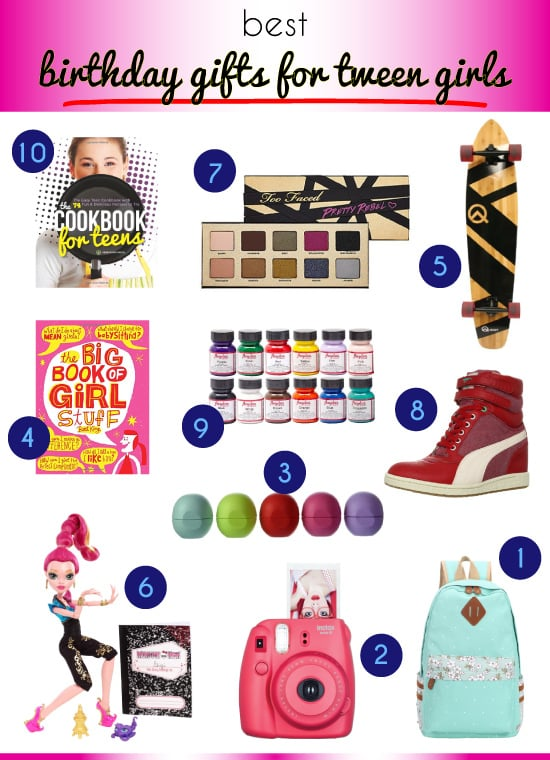 What are the best gifts for tween girls? Check out gift ideas for tween girls to inspire her to be a smart, bold, creative, and confident young woman.