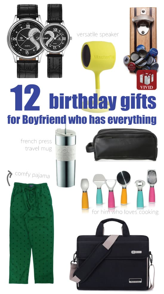 Perfect Gift For Husband That Has Everything