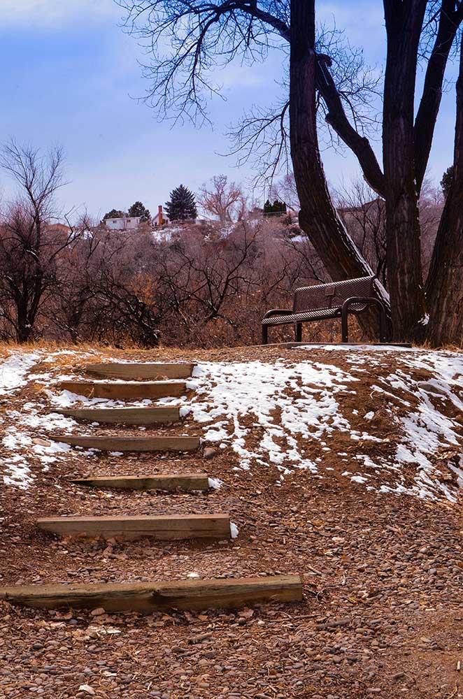 Forgotten Stairway