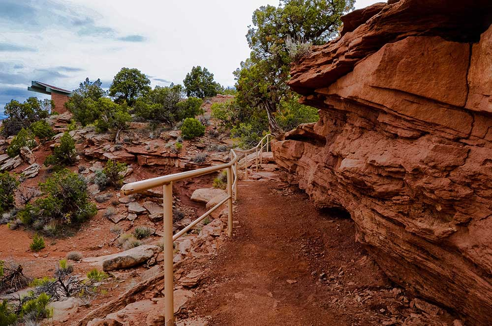 Trail Perspective