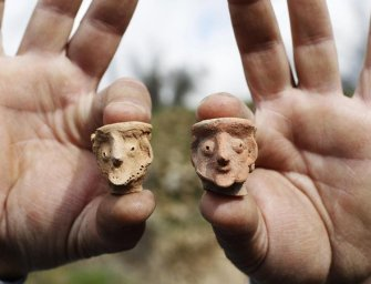 2,750-year-old temple discovered in Israel