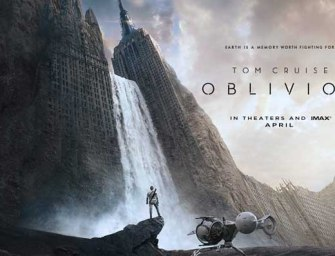 'Oblivion': Tom Cruise Back in Action