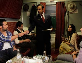 Rajdhani Express' review: Tennis Player became star