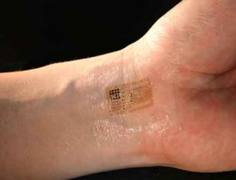 Flexible Electronics That Can Be Applied Like Temporary Tattoos May Able To Control Machines   With Their Mind