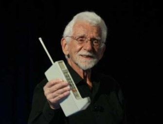 Mobile Phone turns 40 years old today