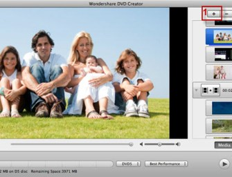 Wondershare DVD Creator for Mac: Powerful than iDVD, Feature-Rich