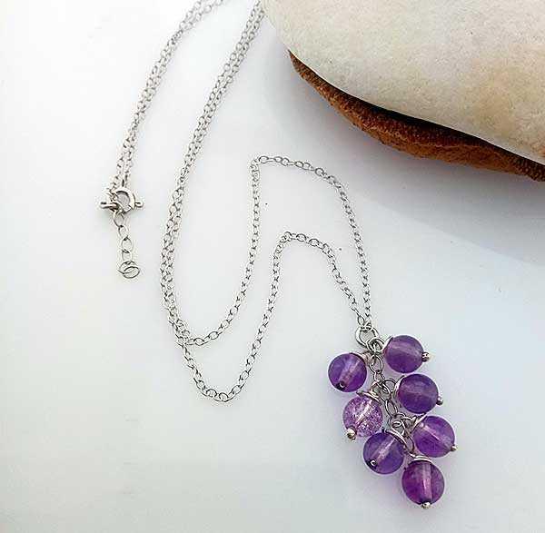 Драгоценные камни фиолетового цвета фото и название