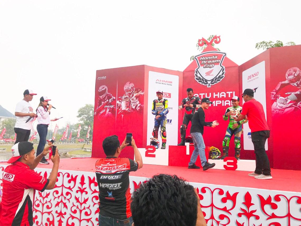 Honda Dream Cup 2019 - Milenial Riau 2