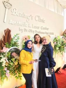 Grand Opening Bening's Clinic Pekanbaru