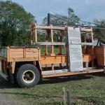 transporte de paneles