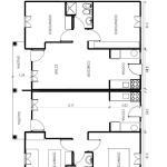 dos viviendas de 47.5m2