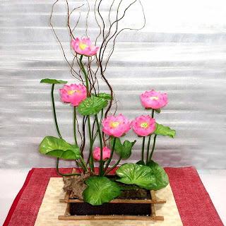 Artes japonesas (II): Ikebana (2/4)