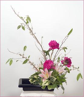 Artes japonesas (II): Ikebana (3/4)
