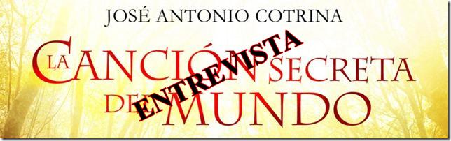 Entrevista a José Antonio Cotrina (1/2)