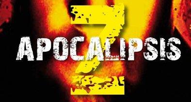 Si no te atrapan los zombis, lo hará su lectura - Apocalipsis Z  (2/6)