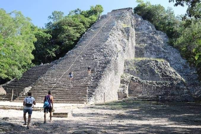 Excursion Coba immersion Maya